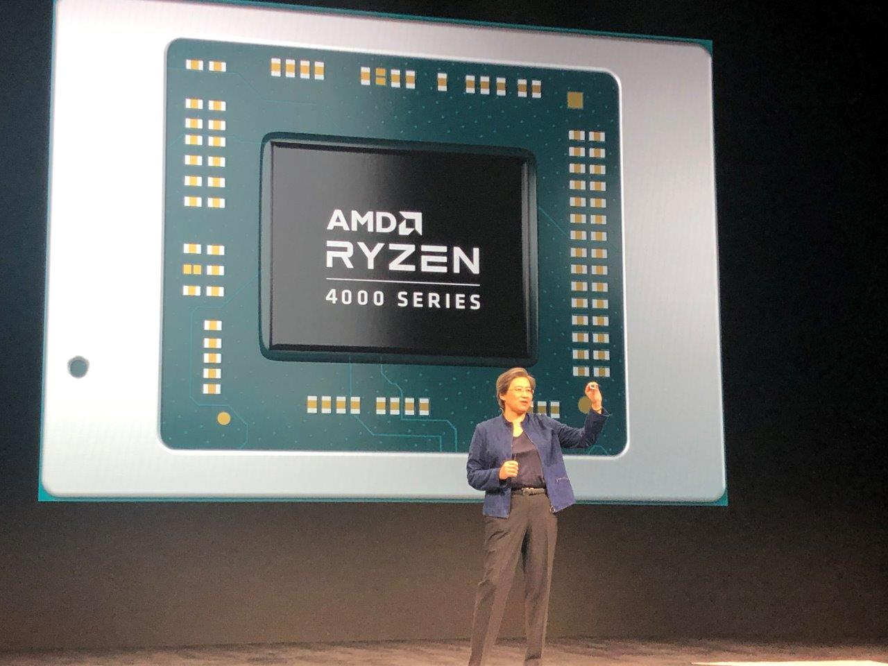 AMD Targets Top End Content and Gaming With New Mobile and Desktop Processors